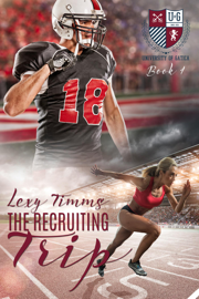 The Recruiting Trip - Lexy Timms book summary