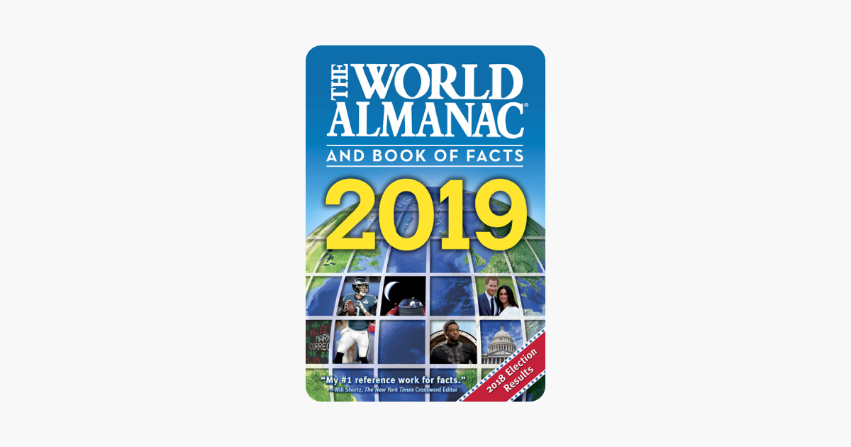 The World Almanac and Book of Facts 2019 - Sarah Janssen