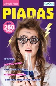 Clube das Piadas Ed. 18 - Mais de 260 Piadas Book Cover