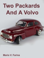 Two Packards And A Volvo