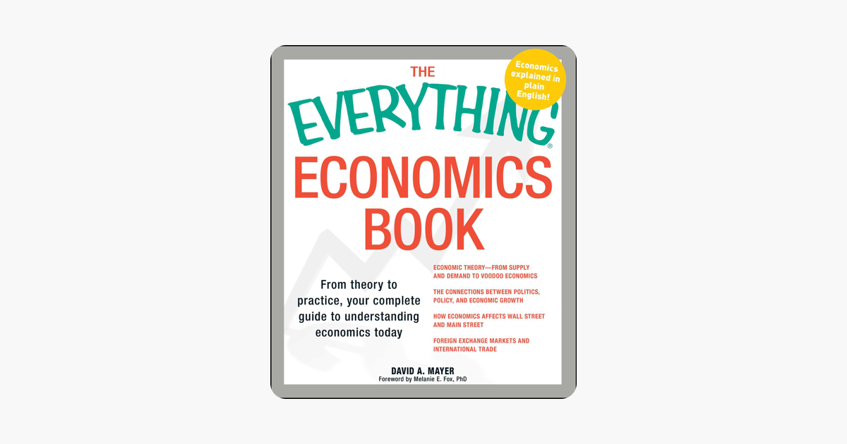 Voodoo Anyone? How to Understand Economics Without Really Trying