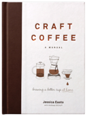 Craft Coffee: A Manual Book Cover