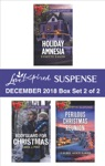 Harlequin Love Inspired Suspense December 2018 - Box Set 2 Of 2
