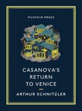 Casanova's Return To Venice