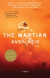 The Martian - Andy Weir Book