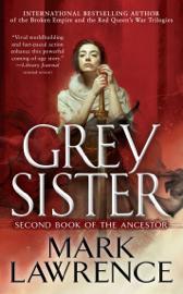 Grey Sister book