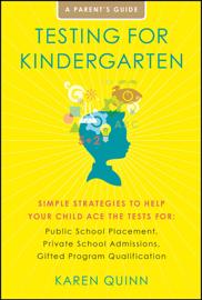 Testing for Kindergarten book