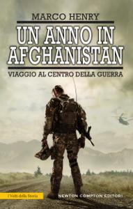 Un anno in Afghanistan Copertina del libro