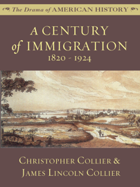 A Century of Immigration book