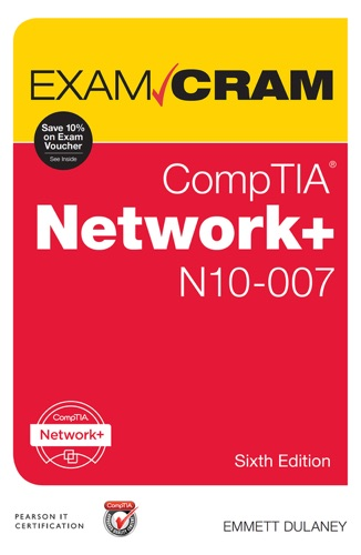 CompTIA Network+ N10-007 Exam Cram, 6/e E-Book Download