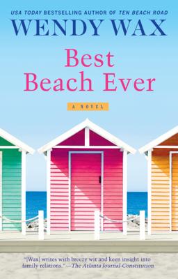 Best Beach Ever - Wendy Wax book