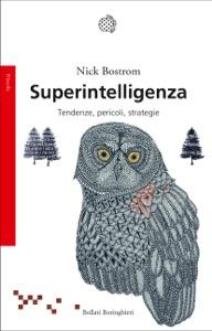 Superintelligenza Book Cover