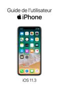 Guide de l'utilisateur de l'iPhone pour iOS 11.3
