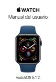 Manual del usuario del Apple Watch