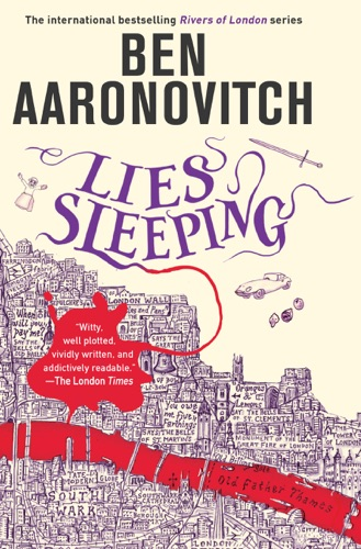 Ben Aaronovitch - Lies Sleeping