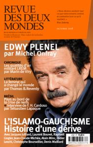 Revue des Deux Mondes octobre 2018 La couverture du livre martien