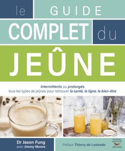 Le guide complet du jeûne La couverture du livre martien
