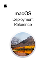 macOS Deployment Reference book