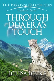 Download and Read Online Through Ddaera's Touch: Paradisi Chronicles