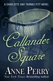 Callander Square - Anne Perry