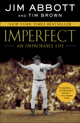 Imperfect - Jim Abbott & Tim Brown book