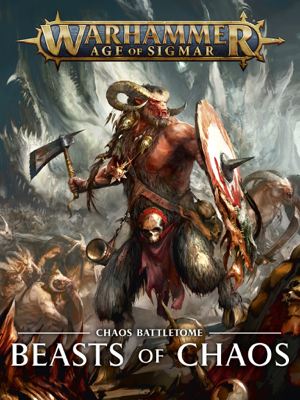 Battletome: Beasts Of Chaos - Games Workshop book
