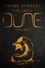 Frank Herbert - The Great Dune Trilogy artwork
