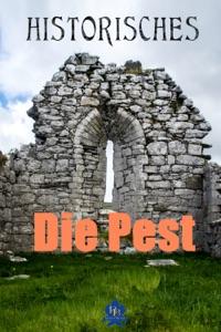 Die Pest von Gunter Pirntke Buch-Cover