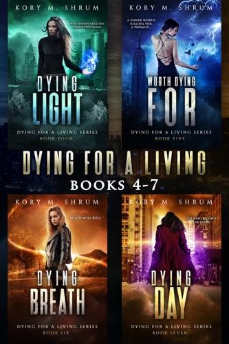 Dying for a Living Boxset: Vol 2 - Kory M. Shrum - Kory M. Shrum
