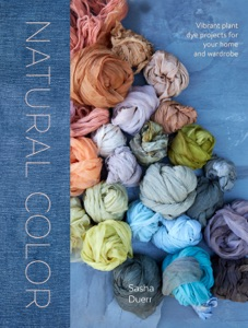Natural Color Book Cover