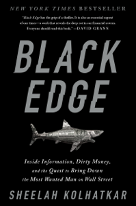 Black Edge Libro Cover