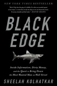 Black Edge Libro Cover