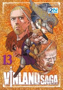 Vinland Saga - tome 13 La couverture du livre martien