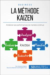La méthode Kaizen La couverture du livre martien