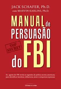 Manual de persuasão do FBI Book Cover