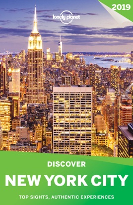 4f0ca6b81a55 Lonely Planet s Discover New York City Travel Guide on Apple Books