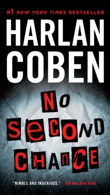 Harlan Coben - No Second Chance book