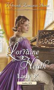 Lady V Book Cover