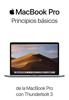 Apple Inc. - Principios bГЎsicos de la MacBook Pro ilustraciГіn