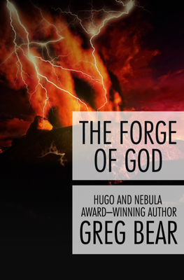 The Forge of God - Greg Bear book