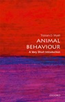 Animal Behaviour A Very Short Introduction