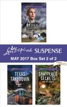 Harlequin Love Inspired Suspense May 2017 - Box Set 2 Of 2
