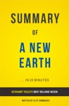 A New Earth By Eckhart Tolle  Summary  Analysis