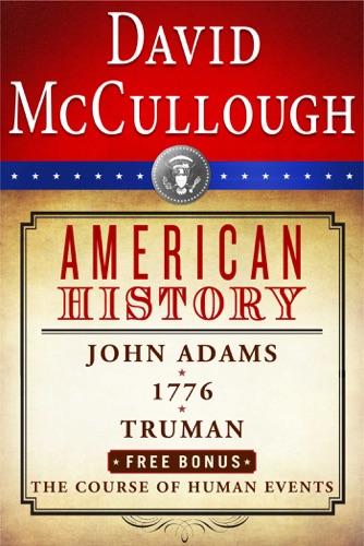 David McCullough - David McCullough American History e-book Box Set