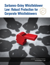 Sarbanes Oxley Whistleblower Law Robust Protection For Corporate Whistleblowers
