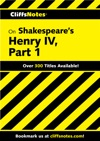 CliffsNotes On Shakespeares Henry IV Part 1