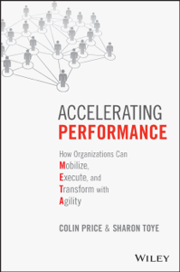 Accelerating Performance Libro Cover