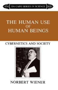 The Human Use Of Human Beings La couverture du livre martien