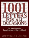 1001 Letters For All Occasions