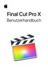 Apple Inc. - Final Cut Pro X-Benutzerhandbuch artwork
